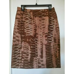 Christian Lacroix Wool & Cashmere Skirt